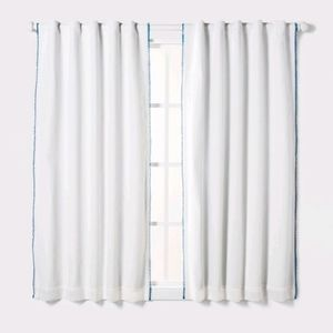 Blackout Curtains Set Of Two Panels Pillowfort